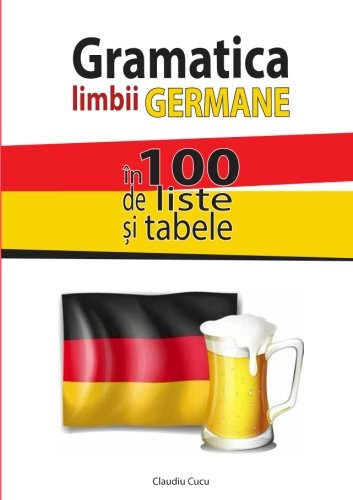 Gramatica limbii germane in 100 de tabele