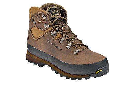 Dolomite Unisex-Erwachsene BOTA TOFANA GTX Trekking- & Wanderstiefel, Marron Oscuro, 36 EU