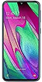 Samsung Galaxy A40 Negro Enterprise Edition (SM-A405F) 15 cm (5.9') 4 GB RAM, 64 GB SIM Doble 4G...