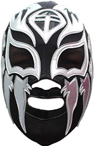 Wählen Sie Ihre Erwachsenengröße, Luchador Lucha Libre mexikanische Wrestling-Maske, Pro-Fit Maske - - Einheitsgröße