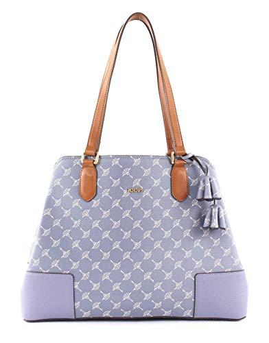 Joop cortina andrea shopper mhz Damen Tasche,Blau/Braun, 14.50 x 43.60 x 34.20 CM