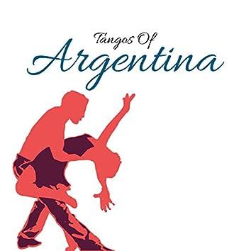 Tangos Of Argentina: Tango Music CD