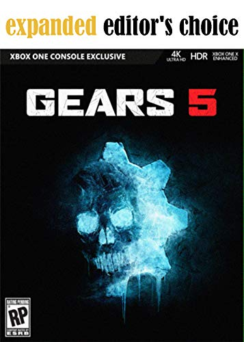 Gears 5 – Official Updated Guide – Final Complete Cheats, Hack, Tips, Tricks (English Edition)