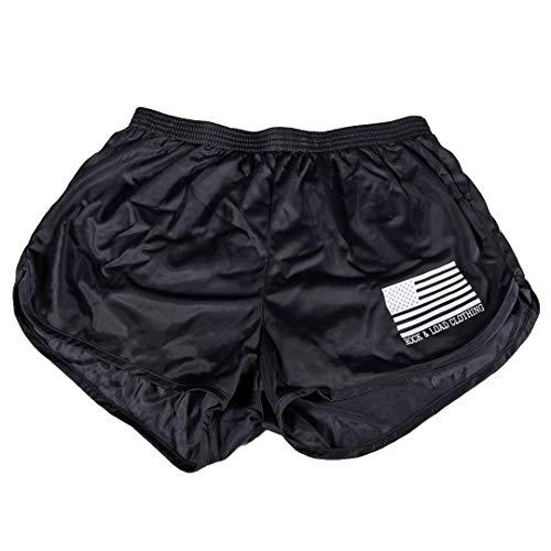 Rock And Load Ranger Panty Shorts/Silkies - Men's Shorts (Small, Black)