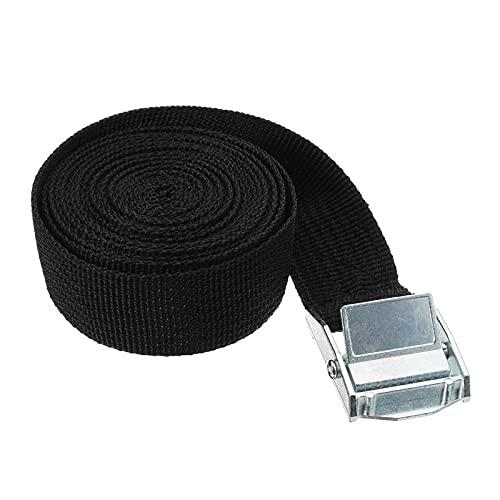 Atar correas 5M Tensión de cinta de cuerda correa de la cuerda de la cuerda de la cuerda de la correa fuerte del trinquete de la correa del trinquete de la correa de la carga del cargue con la hebilla