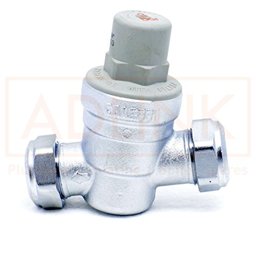 Caleffi 15 mm Druckminderer (3 bar) 533641