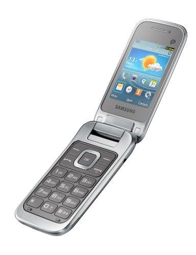 Telephone (Telefone !) Samsung C3590 Silber
