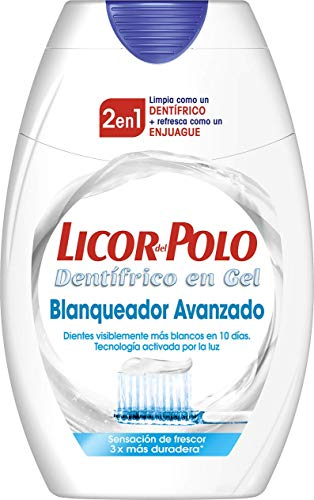 Licor del Polo tandpasta, 2-in-1, geavanceerde witmaker, 6 containers à 1 stuks