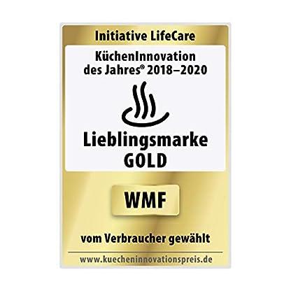 WMF-Kult-S-Handruehrer-Quirl-300-W-5-Geschwindigkeitsstufen-Turbofunktion-cromargan-matt-weiss