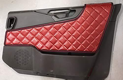 KRAM-TRUCK Volvo FH FH4 2013-> Türverkleidung, Polsterung, 2 Stück, 12 Farben