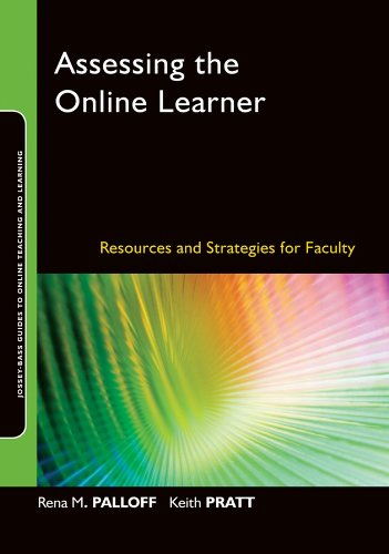 Assessing the Online Learner: Resources and Strategies for Faculty (Jossey-Bass...