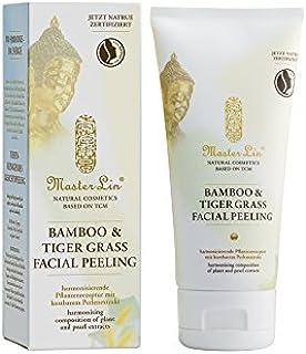 Master Lin Bamboo and Tiger Grass Facial Peeling, 1er Pack (1 x 60 ml)