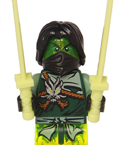 LEGO® Ninjago™ Morro Ghost with Dual Swords - From 70734
