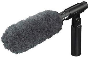 میکروفون شاتگان تفنگدار خازنی کوتاه ECM-VG1 سونی ، پاسخ فرکانس 40 هرتز تا 20 کیلوهرتز