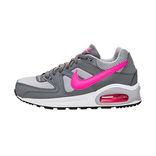 Nike - Air Max Command Flex GS - 844349003 - Colore: Grigio - Taglia: 38.0