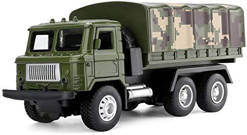 Modelo de juguete Juguete Coche de Juguete táctico aleación vehículo Militar Tire hacia atrás Modelo Militar del Coche camión blindado Militar Modelo Boy Coche Chica decoración Favoritos Regalo