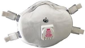 3M Probed Particulate Respirator 8293Q, P100