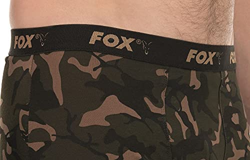 FOX Camo Boxers Grösse L Unterhosen 3 - er Pack