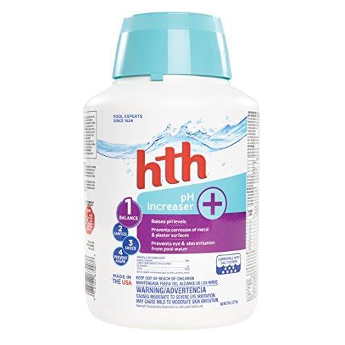 hth Pool Balance Salt Pool Care pH Increaser (67007).