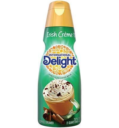 International Delight Coffee Creamer, Irish Cream, 2 pack 32 oz.