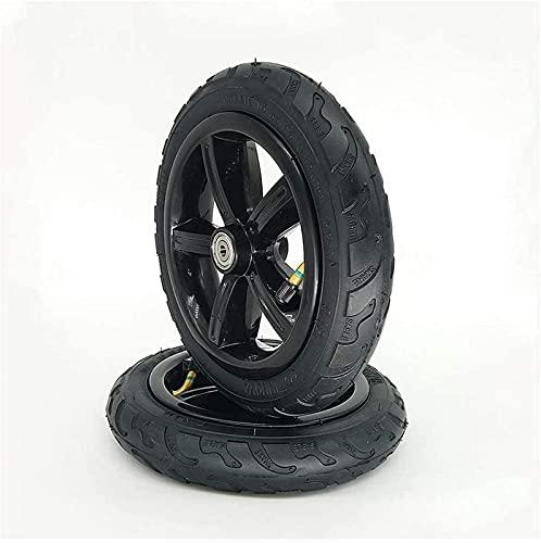 Neumáticos para patinetes eléctricos, Ruedas Antideslizantes de 8 Pulgadas, 8 x 1 1/4, aptas para neumáticos sólidos y neumáticos para carros de niños/patinetes eléctricos, reemplazo de neumáticos198