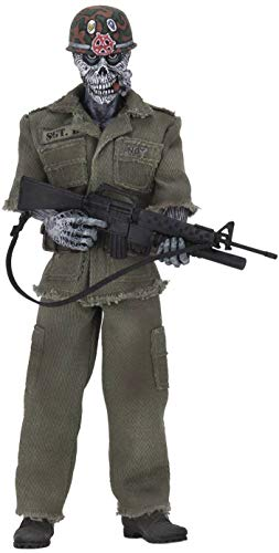 Figura Sargento D 20 cm. S.O.D (Stormtroopers of Death). NECA