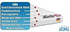 M.K.F. Malta Plus 80×200 cm Materac dziecięcy. Wysokiej jakości materac wykonany z zimnej pianki 80 x 200 cm. Oddychający materac piankowy 80×200 cm