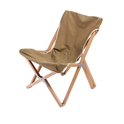 Desert camel Außen Klappstuhl, Klappstuhl Stoff Kissen Polster Wohnzimmer Möbel Moderne Schmetterling Lounge Freizeit-Stuhl Gestell Massivholz