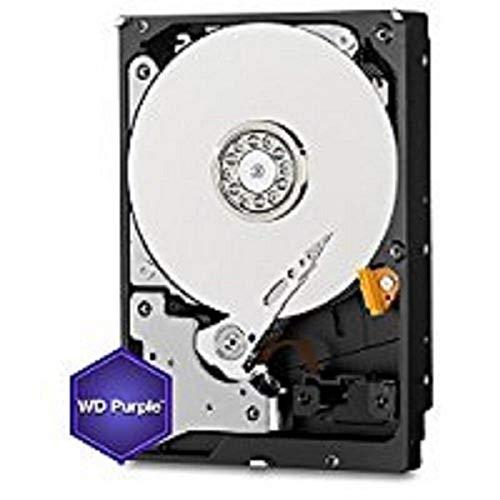 Western Digital WD Purple HDD Interno 4000 GB, SATA III, 6000 Mbit/s, 5400 rpm, 64 MB, 3.50 Pollici
