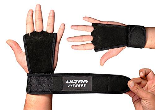 Schwarz Sharplace 1 Paar Kettlebell Handgelenkschutz Wrist Guard Waschbar