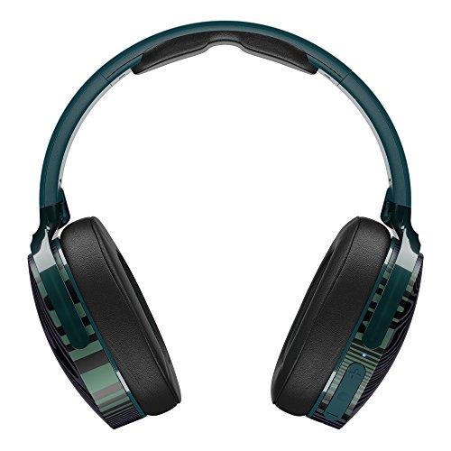 Skullcandy Hesh 3 Wireless Over-Ear Headphones, Psycho Tropical (S6HTW-L638)