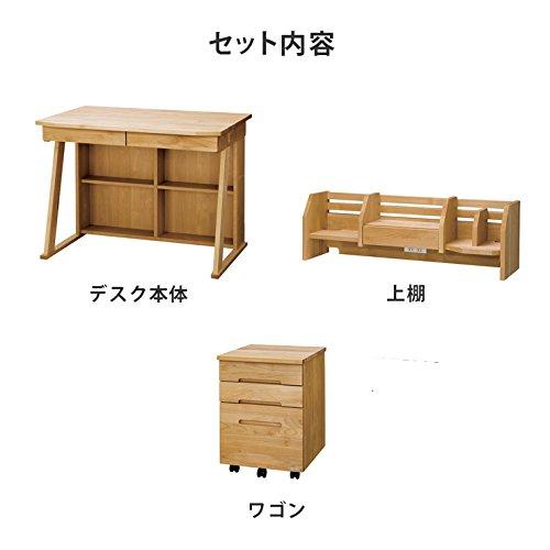 堀田木工所『ウィンディ学習机セット』