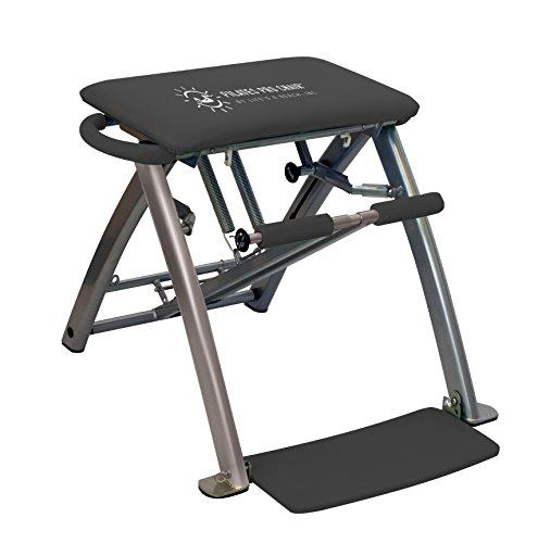 Pilates Pro Stuhl mit 4DVDs von Life 's A Beach