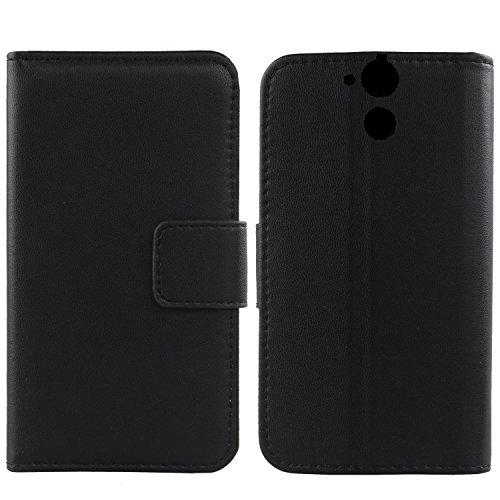 Gukas Design Echt Leder Tasche Für Blackview P2 5.5