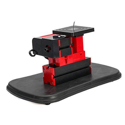 LHQ-HQ Holzdrehmaschinen, Werkzeug 36W DC12V zur Holzdrehmaschine Metall-Drehmaschine Mit Bracket Curved Schleifmaschine Bohrmaschine Fräsmaschine