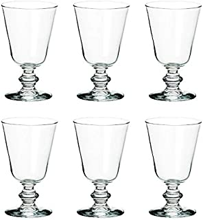 リビー(Libbey) ワイングラス クリア 220ml ワイン グラス LB20(925821)(6) 6点入