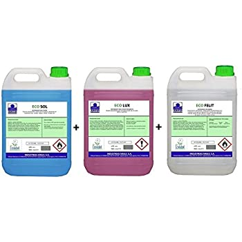 Ecogold Detergente ecológico para Lavadora 5L - Unidad de Recarga ...