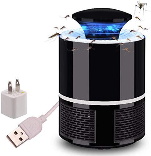 Duurzame praktische LED Smart Touch Mosquito Killer Huishoudelijke anti-muggenspray Afweermiddelen,Black