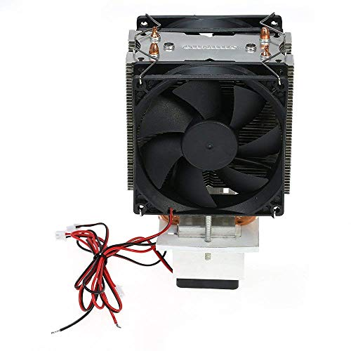 ZTSHBK Dauerhaft Infrarot-Entfernungssensor 12V 6A DIY-Kühlhalbleiter-Kit Elektronisches Kühler Luftentfeuchter-Kühlmodul