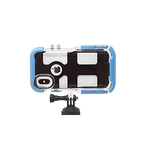 ProShot Touch - Waterproof Case Compatible with iPhone 11 Pro, and Compatible with All GoPro Mounts (12-Month Protection Plan for Your iPhone) (X & XS)