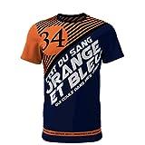 Tribune FC C'est du Sang Orange & Blue - Camiseta para niño