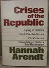 Crises of the Republic - FIRST EDITION STATED