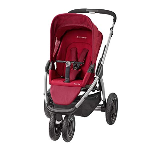 Maxi-Cosi Mura Plus Kinderwagen, Robin Red
