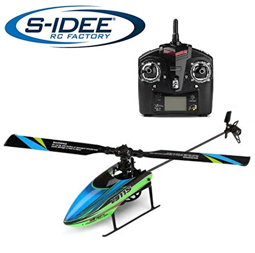 s-idee® V911s 4 Kanal 2,4 Ghz Heli RC Ferngesteuerter Hubschrauber/Helikopter