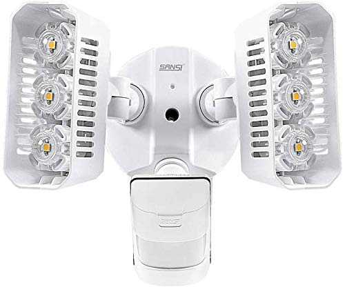 SANSI LED Outdoor Motion-Activated Security Lights Now $33.33 (Was $48.99)