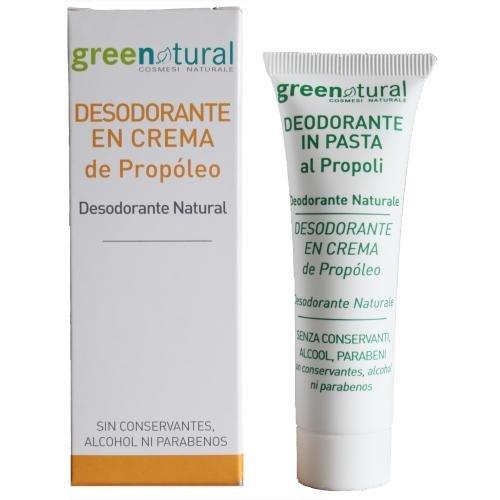 Desodorante en crema Greenatural, 30 ml