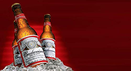 Budweiser 24 x 330ml (paquete de 24 x 330 ml)
