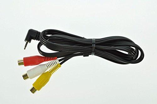 Axion Rückfahrkamera-Kabel 1m (2,5mm Klinke - Cinch) für Becker Revo