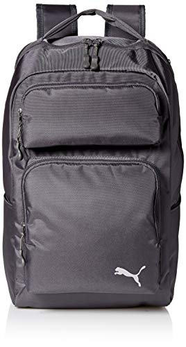 PUMA Men's Aesthetic Backpack, Charcoal, One Size