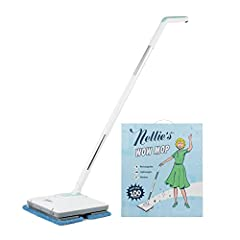 MANUFACTURER WARRANTY: We stand by our products, which is why the WOW Mop comes with a 30 day buy back guarantee and a 2 year replacement warranty. Please reach out to the manufacturer with questions or concerns. Innovative ergonomic design-Nellie's ...